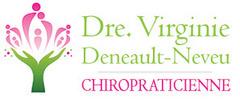 Dre. Virginie Deneault-Neveu chiropraticienne
